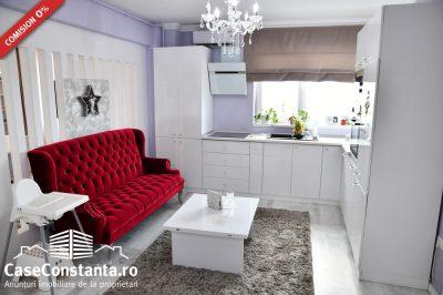 Apartament 3 camere de lux – bloc nou Constanţa