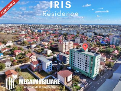 Apartamente cu boxă şi loc parcare – Iris Residence