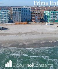 Garsoniere și apartamente primul rând la mare