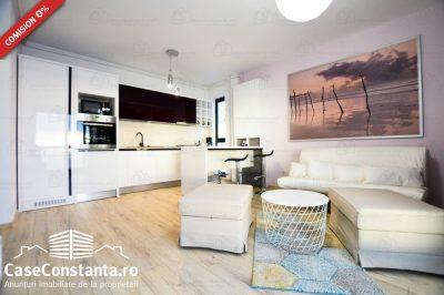 Apartament de lux în Staţiunea Mamaia